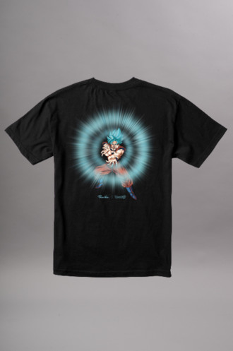 Primitive Primitive T-shirt Energy Black