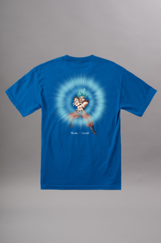 Primitive Primitive T-shirt Energy Royal