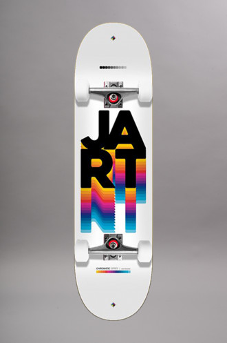 Skateboard Jart Chromatic 7.87x31.6...