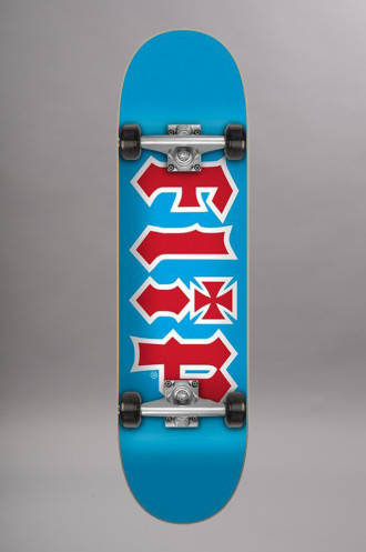 Skateboard Flip Hkd Team Blue...