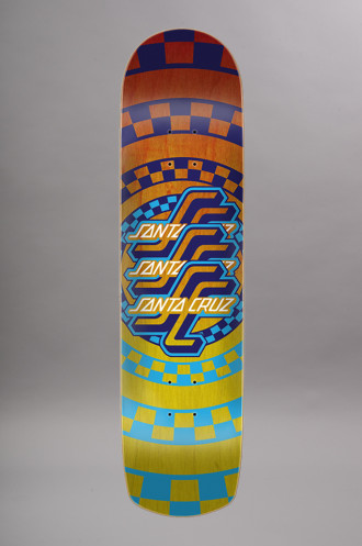 Skateboard Santa Cruz Deck Check 8.12...
