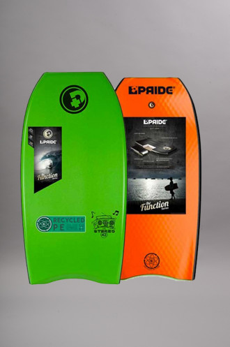 Bodyboard Pride The Stereo Pe Hd...