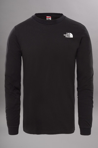Textile homme North Face Ls Simple Dome...