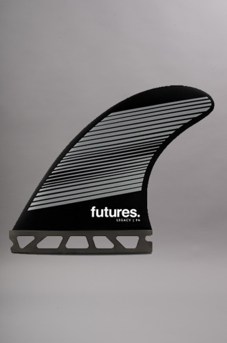 Dérives Futures Quad Thruster 5 Fin...