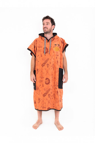 All In All In Classic Poncho Bumpy...