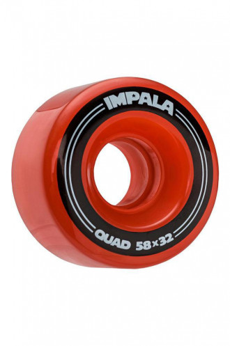 Roller Quad Impala Replacement Wheels...