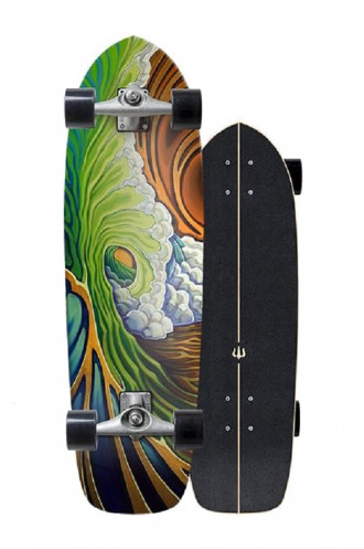 Surf skates Carver Cx Greenroom 33.75...