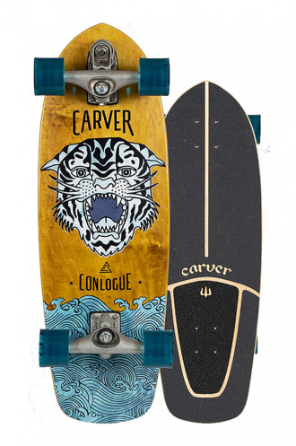 Surf skates Carver Sea Tiger C7 29.5...