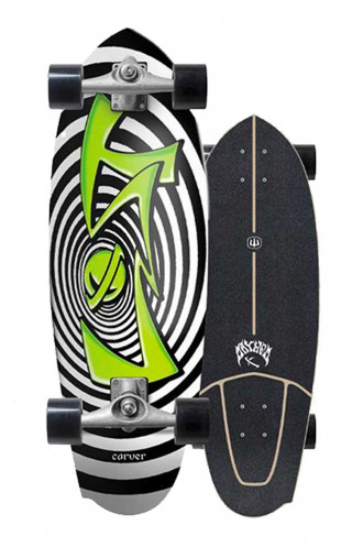 Planches complètes Carver Cx Maysym 28 Surf Skate