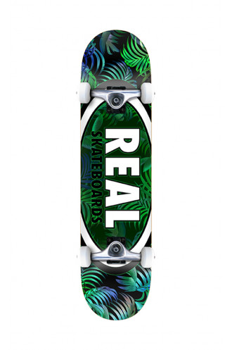 Skate Complet Real 8.0 X 31.8 Team Tropic...