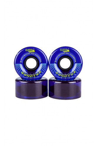 Roller Quad Clouds Quantum 80a Pack De 4