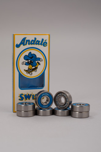 Accessoire Skate Andale Roulements Swiss