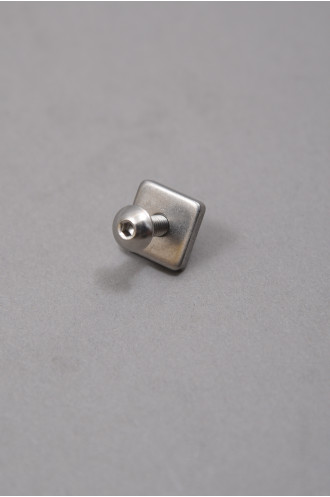 Outils & Visseries Fcs Long Board Screw And Plate
