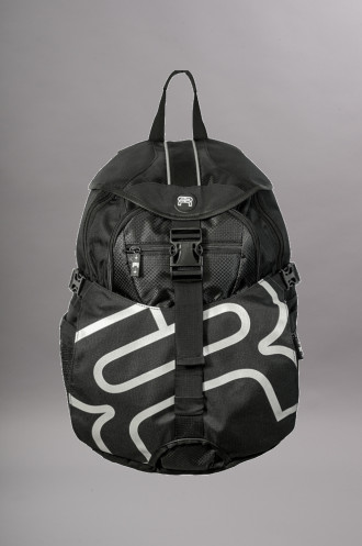 ROLLER Fr Skates Backpack Medium Noir