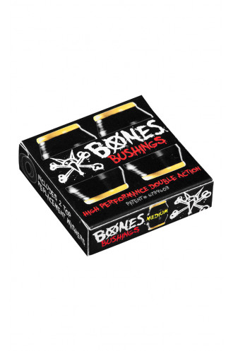 Gommes & Bushings Bones Bushings Medium Black
