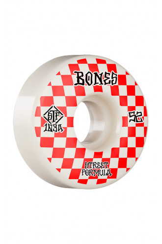 SKATEBOARD Bones Wheels 52mm V3...