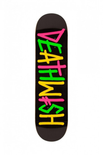 SKATEBOARD Deathwish Deathspray Multi...