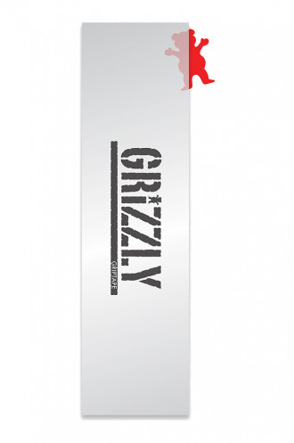 Accessoire Skate Grizzly Grip Plaque Stamp...