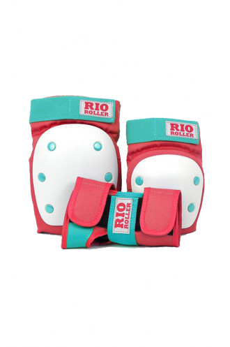 Kit de Protection Rio Roller Triple Pad Set