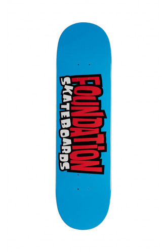 Foundation Skateboard Foundation 8.25 From The...