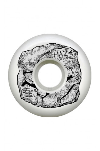 Haze Wheels Haze Stone Age 55mm 85a...