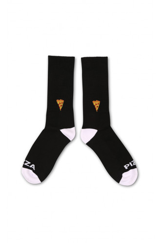 BAGAGERIE ACCESSOIRES Pizza Socks Emoji