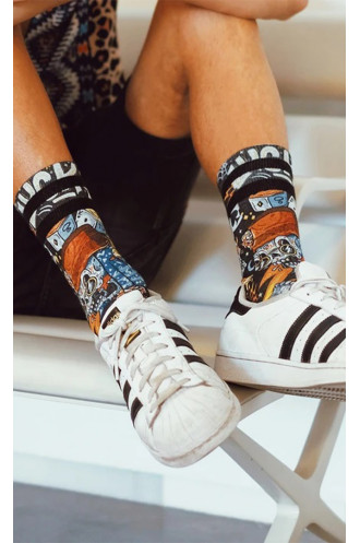 Chaussettes American Socks Lucky Vandals