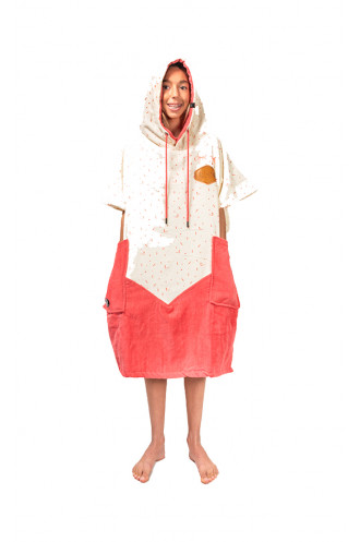 SPORTS NAUTIQUES All In Junior V Poncho