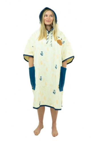 SPORTS NAUTIQUES All In T Poncho Bumpy Femme