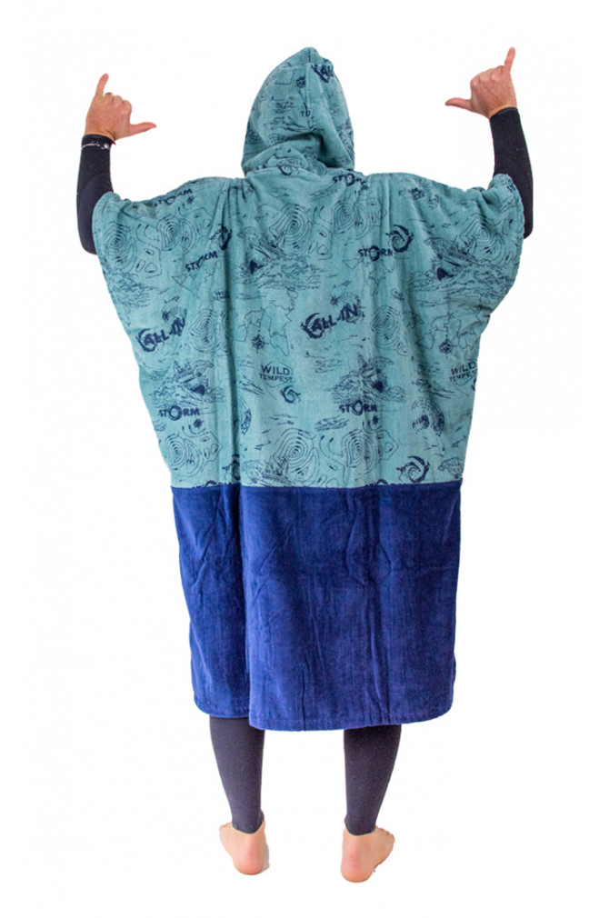adultes-all-in-v-poncho-bumpy-line-homme-4
