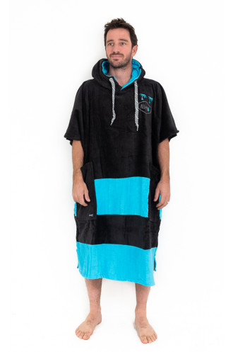 SPORTS NAUTIQUES All In V Poncho Flash Line...