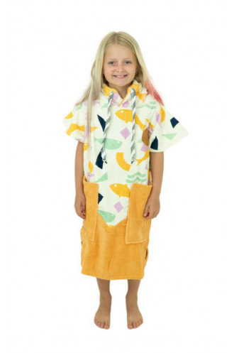 Combinaison Neoprene All In Junior V Poncho