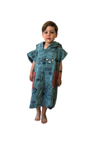 SPORTS NAUTIQUES All In Baby V Poncho