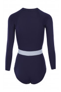 surf-saint-jacques-wetsuits-jade-shorty-long-sleeves-3/2mm-2