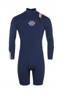 surf-saint-jacques-wetsuits-clovis-3/2mm-shorty-long-sleeves-ches