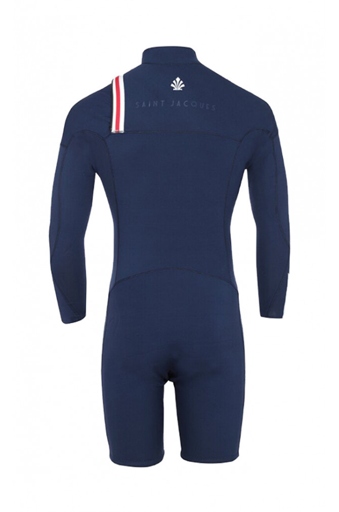 surf-saint-jacques-wetsuits-clovis-3/2mm-shorty-long-sleeves-ches-6