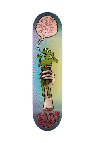 Plateaux Toy Machine Deck 8.0 X...