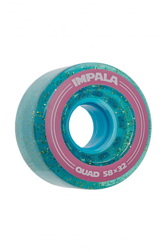 ROLLER Impala Replacement Wheels 4pk