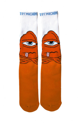 Chaussettes Toy Machine Socks Bored Sect
