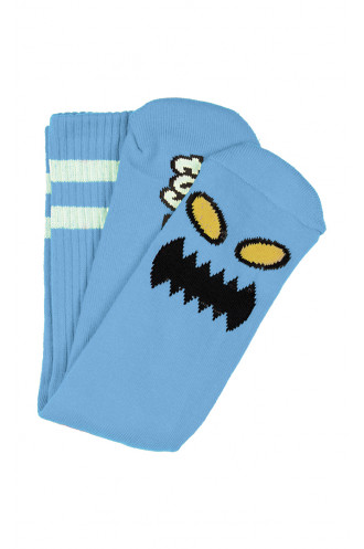 Chaussettes Toy Machine Socks Monster Face