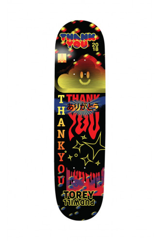NOUVEAUTES Thank You Torey Pudwill 8.0