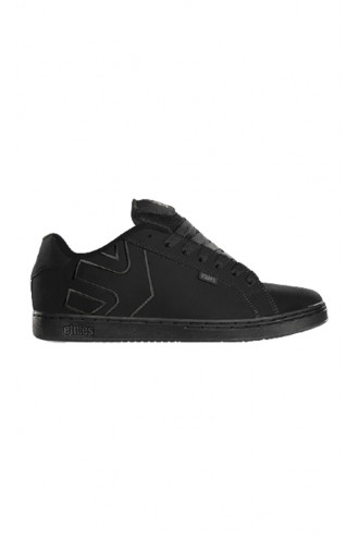 Chaussures Etnies Fader Black Dirty Wash