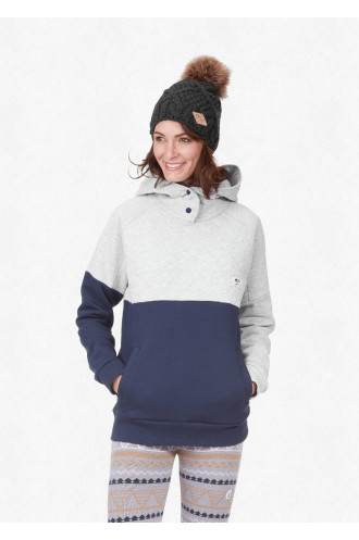 Textile Femme Picture Jully Hoodie