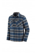 sweats-&-vestes-patagonia-m's-insulated-fjord-flannel-jkt
