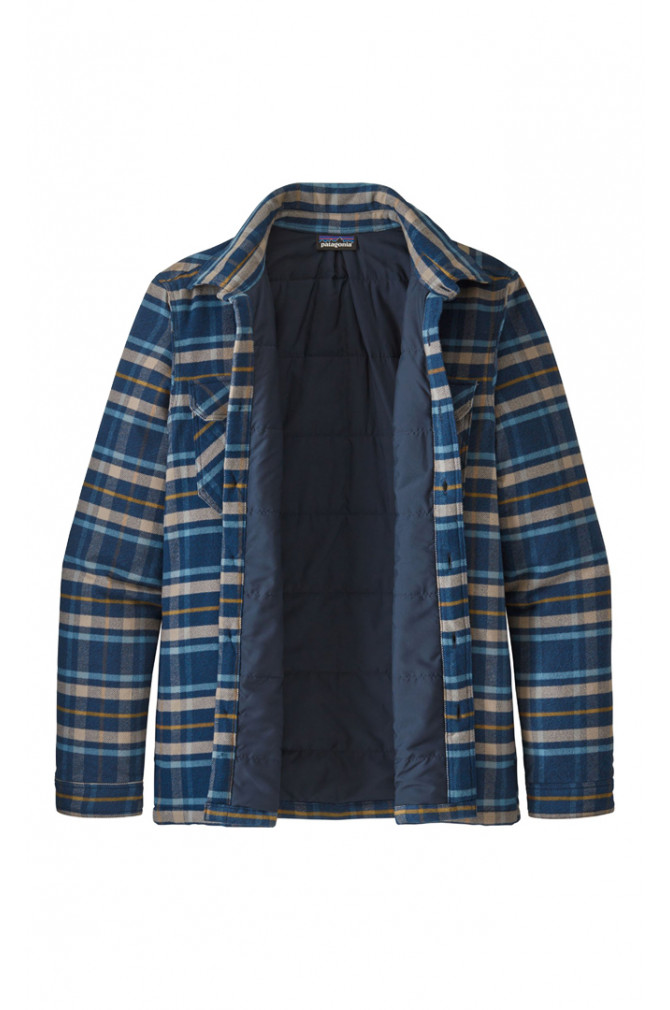 sweats-&-vestes-patagonia-m's-insulated-fjord-flannel-jkt-3
