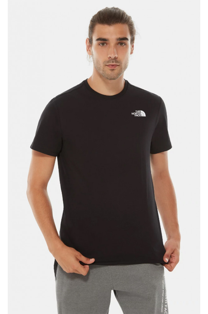t-shirts-&-chemises-north-face-s/s-red-box-tee-homme-4