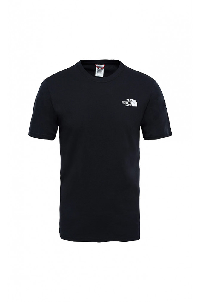t-shirts-&-chemises-north-face-s/s-red-box-tee-homme-6