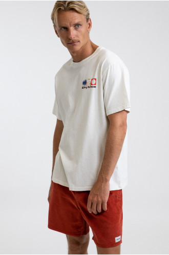 VETEMENTS CHAUSSURES Rhythm Axis Vintage T-shirt...