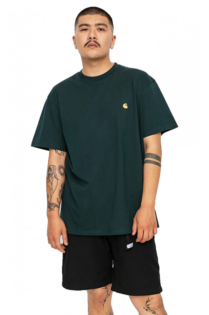 textile-carhartt-wip-s/s-chase-t-shirt-homme-4