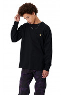 textile-carhartt-wip-l/s-chase-t-shirt-homme